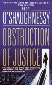 Obstruction of Justice Book Cover