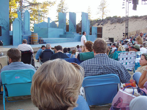 Sand Harbor Shakespeare Festival